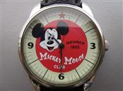 "DISNEY MICKEY MOUSE CLUB WRISTWATCH BY SII, ""MEMBER 1955"", SPECIAL EDITION"